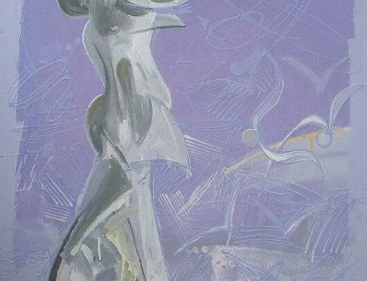 Greek Motive by Valeriu Herta