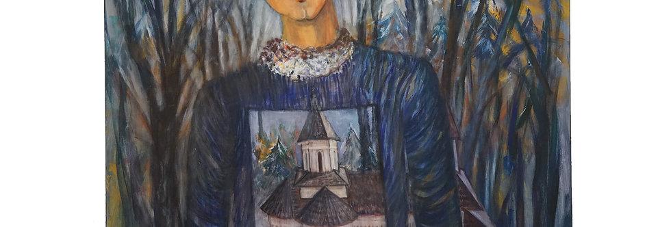 The amorphous inactive in Slanic by Ofelia Hutul