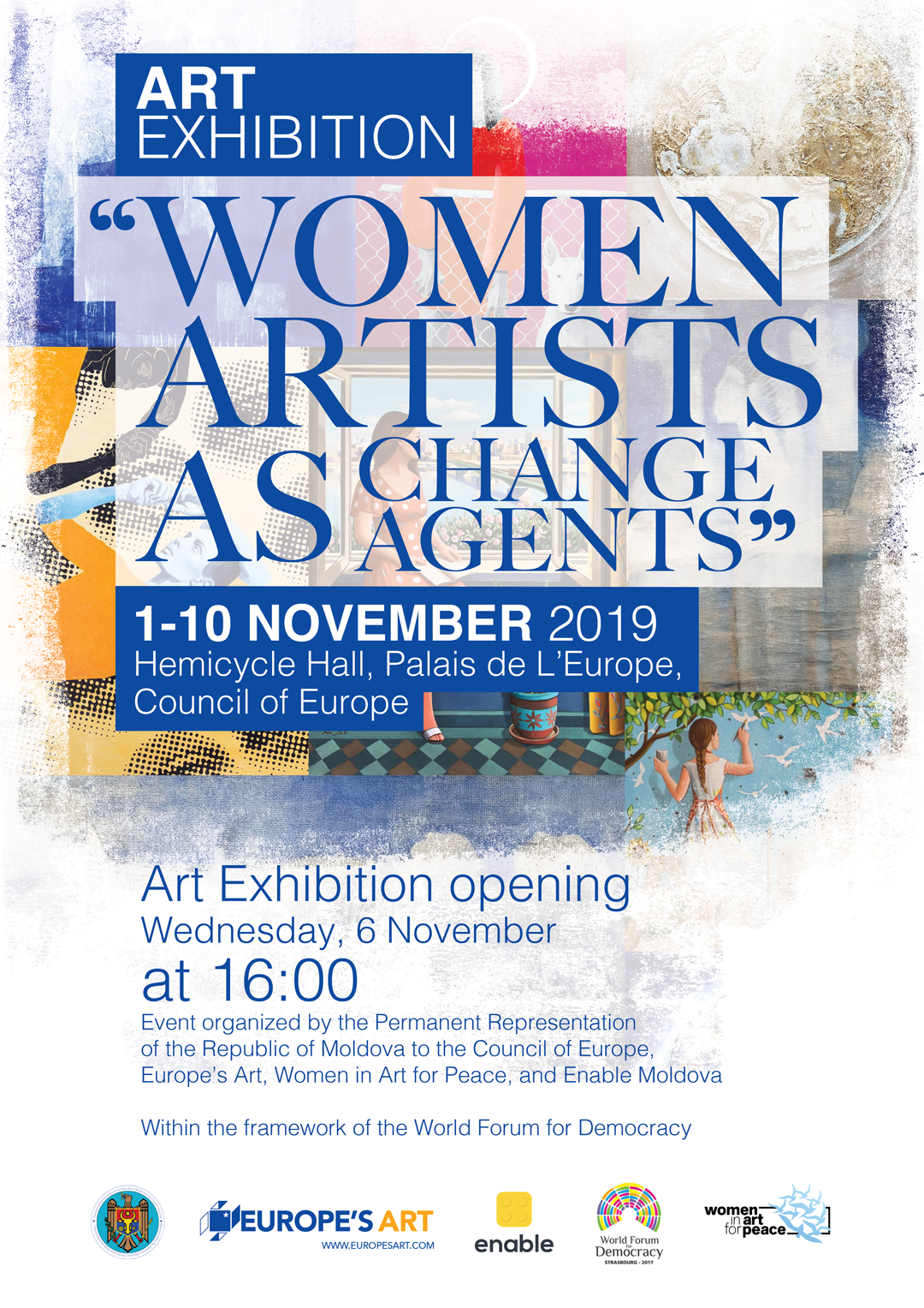 Women Artists As Change Agents