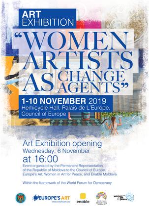 Women Artists As Change Agents
