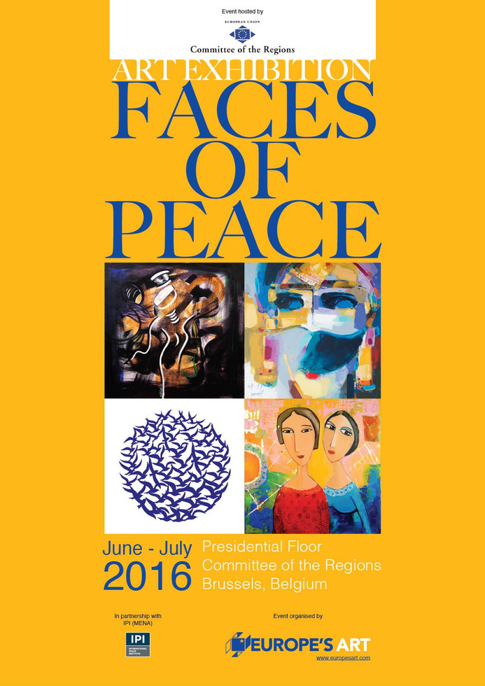"""Faces of Peace"""