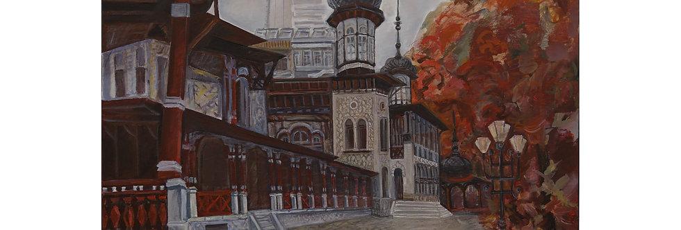 Casino of Slanic by Mariea Boz