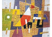 Metamorphosis 63, Oil on canvas, 80 x 100 cm
