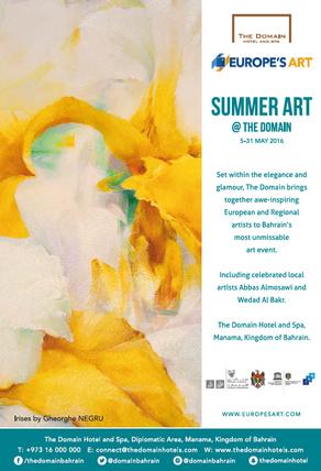 Summer Art @ The Domain