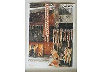 Watercolour 4, Watercolour on paper, 40 x 30 cm