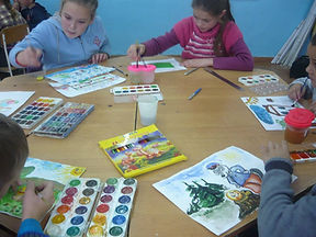 Initiation in Art Workshop