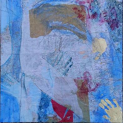 Together - Cassandra J. Wainhouse, France - 100x100