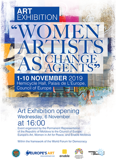 Poster-A3-Women-Artists-as-Change-Agents