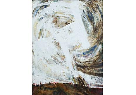 Alchemy a II. mixed media on canvas, 80x60