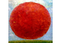 Tree of Joy, Oil on canvas, 80 x 80 cm