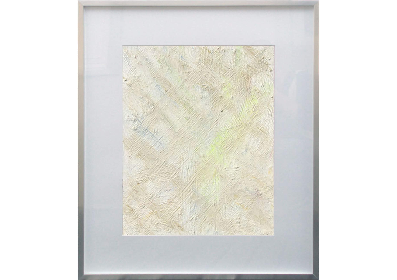 At the Crossroad, Acrylic on cardboard, 61 x 51 cm