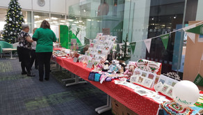 Quilter Foundation Christmas Craft Fayre - November 2019