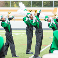 tilting trumpets in uniform.jpg
