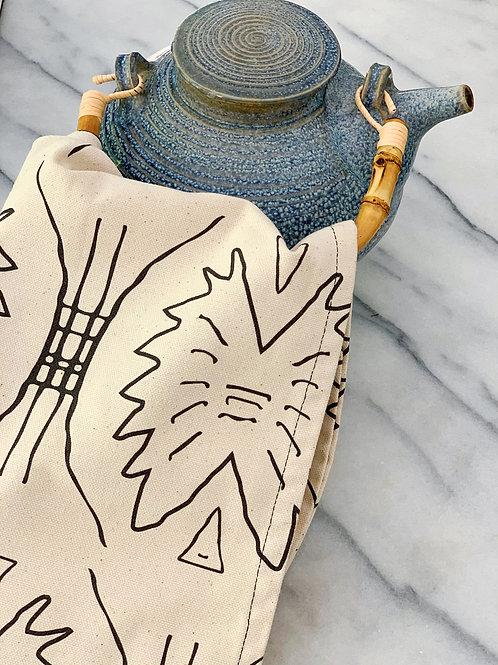 Tribe Tea Towel