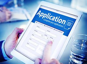 Application Human Resources Hiring Job R