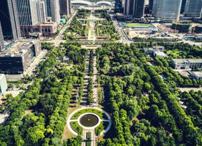 Cities – Economic recovery with better nature co-existence