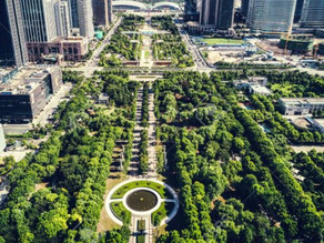 The Future of Cities: Economic Recovery With Better Nature Coexistence