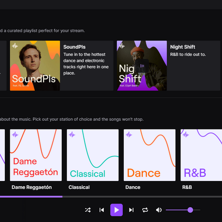 Soundtrack By Twitch - Most Important New Platform for Indie Artists