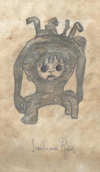 Lucy in Nightmare Wonderland (Music Vide
