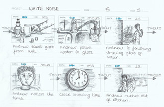 White Noise (Storyboard)