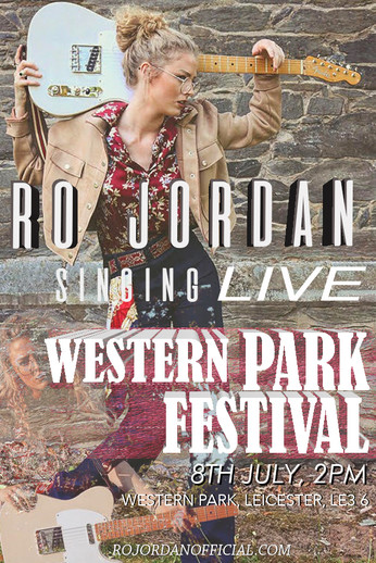 Ro Jordan (Western Park Festival 2017) -