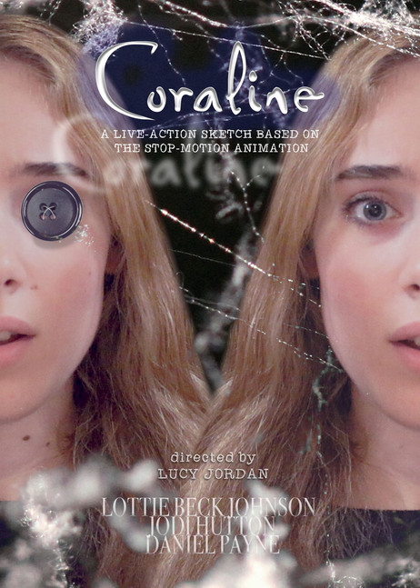 Coraline (SKETCH) (2019) - Poster01