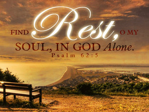 Rest and Thanksgiving