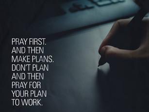 A planner's challenge