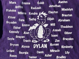 Dylan's Dragon Walk