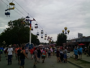 The Iowa State Fair tradition
