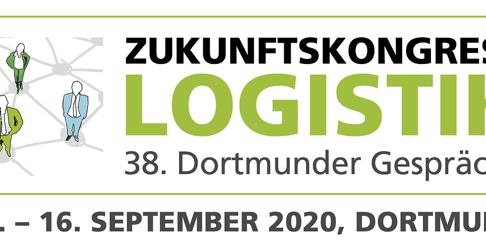 ZUKUNFTSKONGRESS LOGISTIK 38. Dortmunder Gespräche