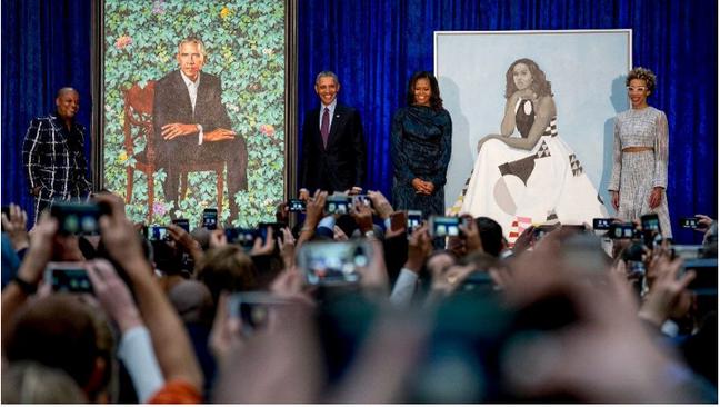 Presidential Portraiture