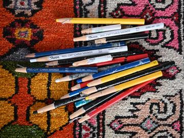 Grease Marking Pencils