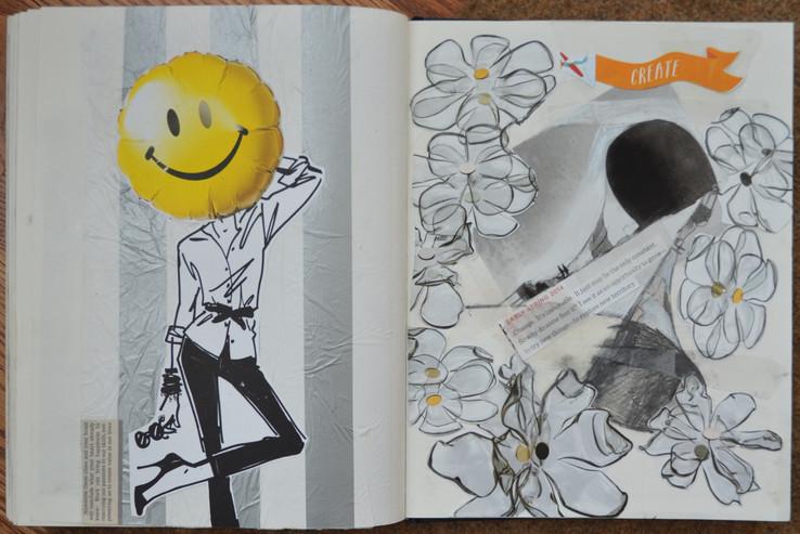 upcoming sketchbook workshop