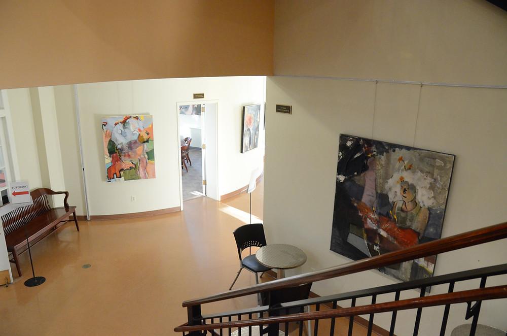 Janice Sztabnik Exhibition CSH Library