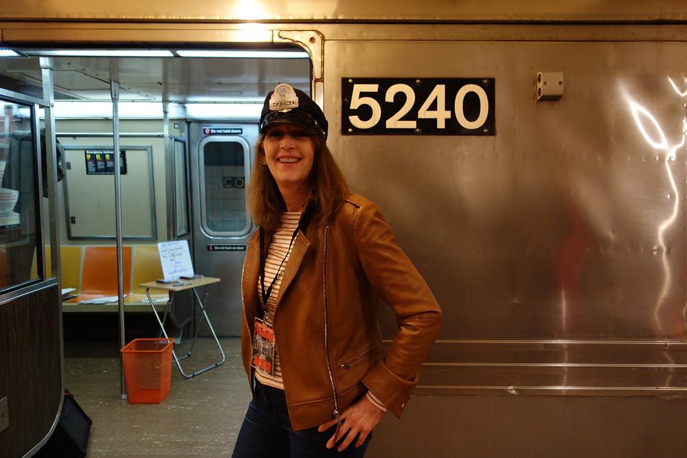 NY Transit Museum Platform