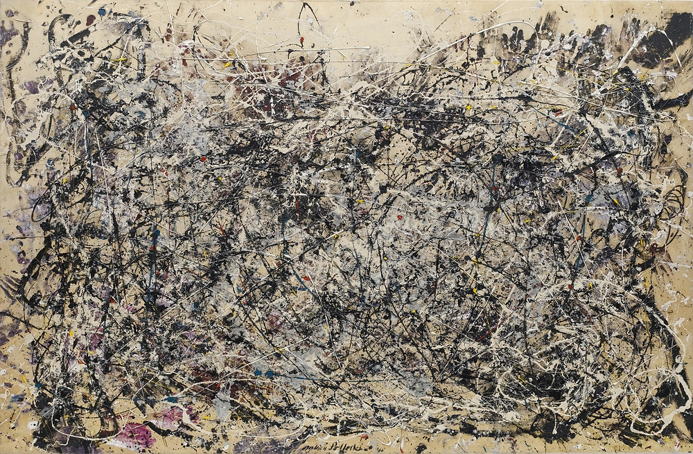 Pollock, Number 1A