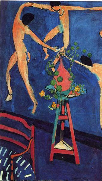 """Matisse: Nasturtiums with """"The Dance"""" (II)"""