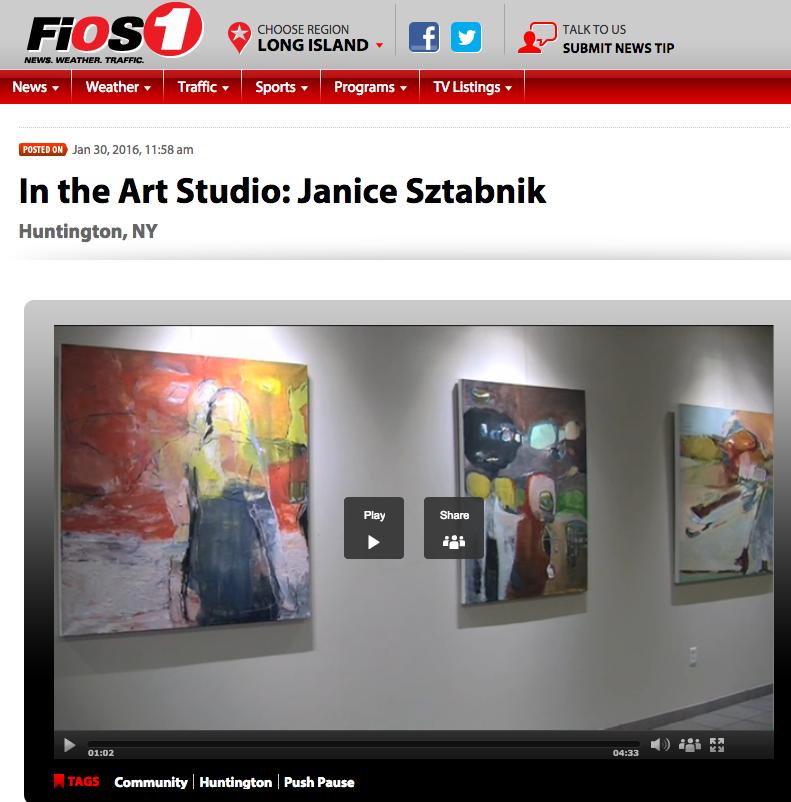 fios artist interview janice sztabnik