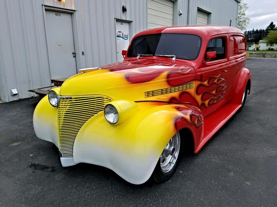 1939 Chevy Hotrod