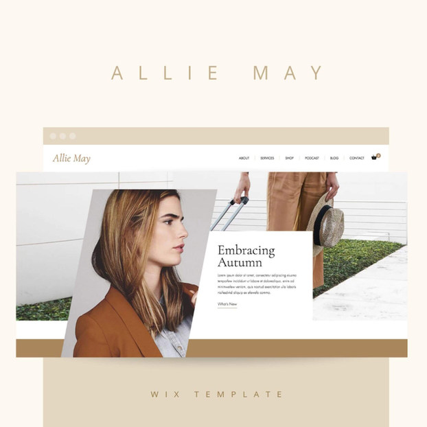 Allie May