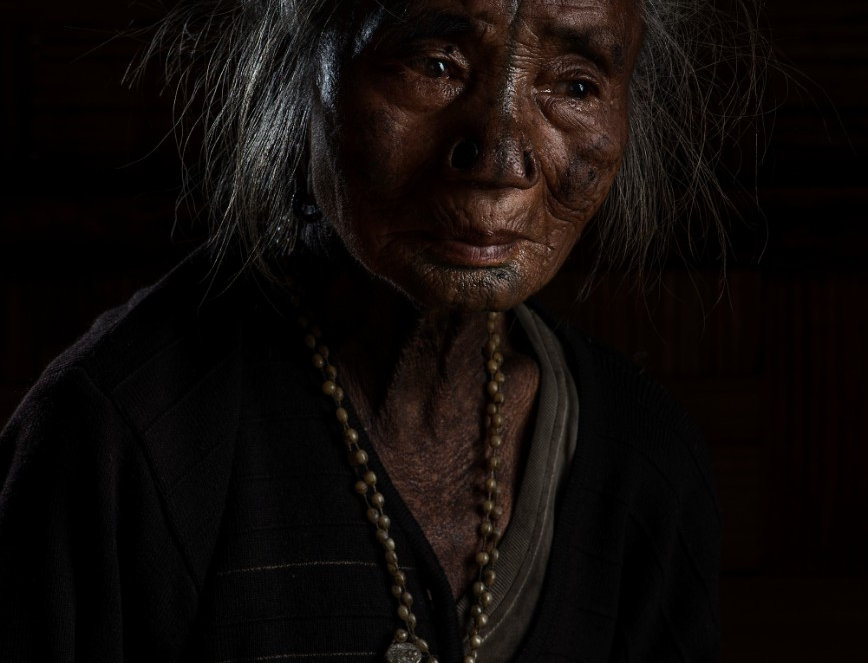 "Kago Yapii, ""To Be An Apatani Woman"", Ziro, India. November, 2017."