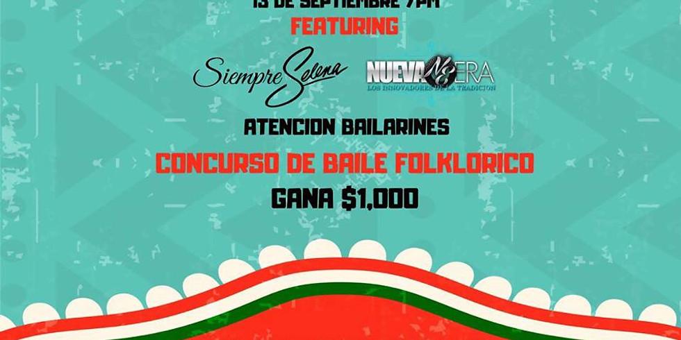 Uptown Latino Presents: Siempre Selena - Independencia Festival