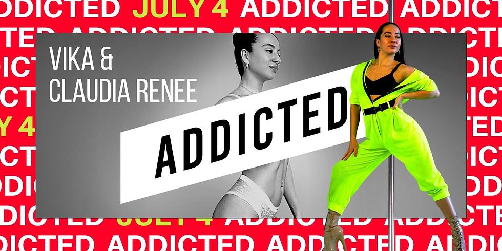 """Addicted"" feat. Vika"