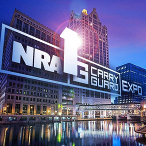 NRA CARRY GUARD EXPO AND THE PROTESTS THAT FOLLOW