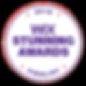 Wix Stunning Awards Showcase