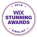 Wix Stunning Awards Showcase
