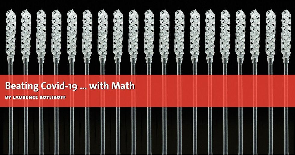 Kotlikoff: Beating COVID-19 with Math
