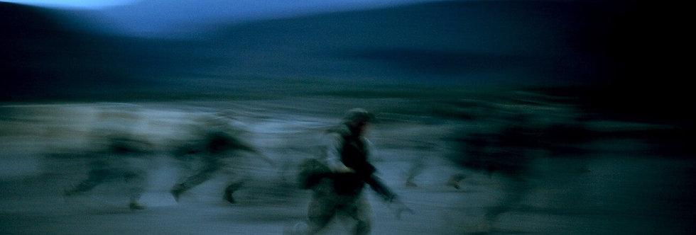 Desert Ghosts, Djibouti, Africa. May, 2008.