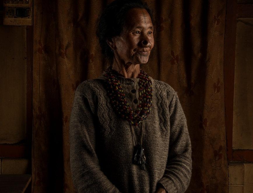 Michi Modii, To Be An Apatani Woman, Ziro, India. November, 2017.